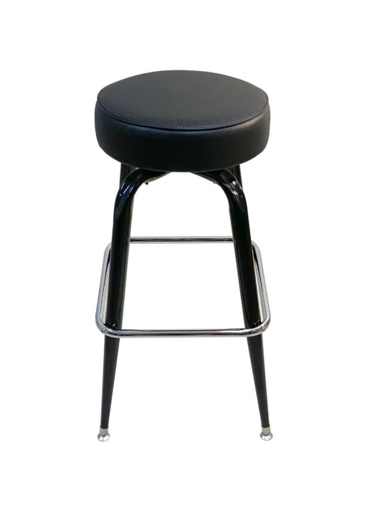 #104-24/ 24in High Square Frame Bar Stool