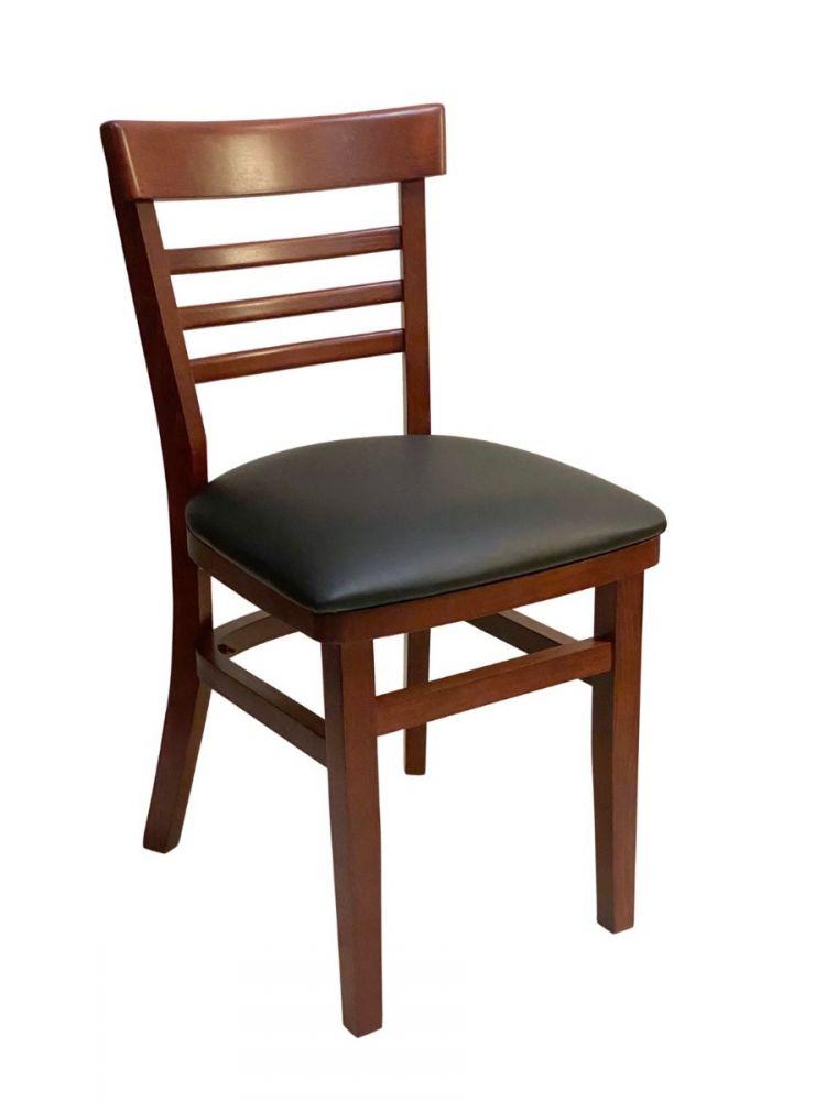 #412/ Steakhouse Chair Mahogany