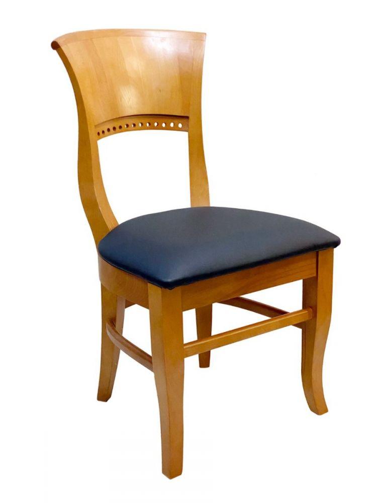 #525/ Beider Meier Chair Oak