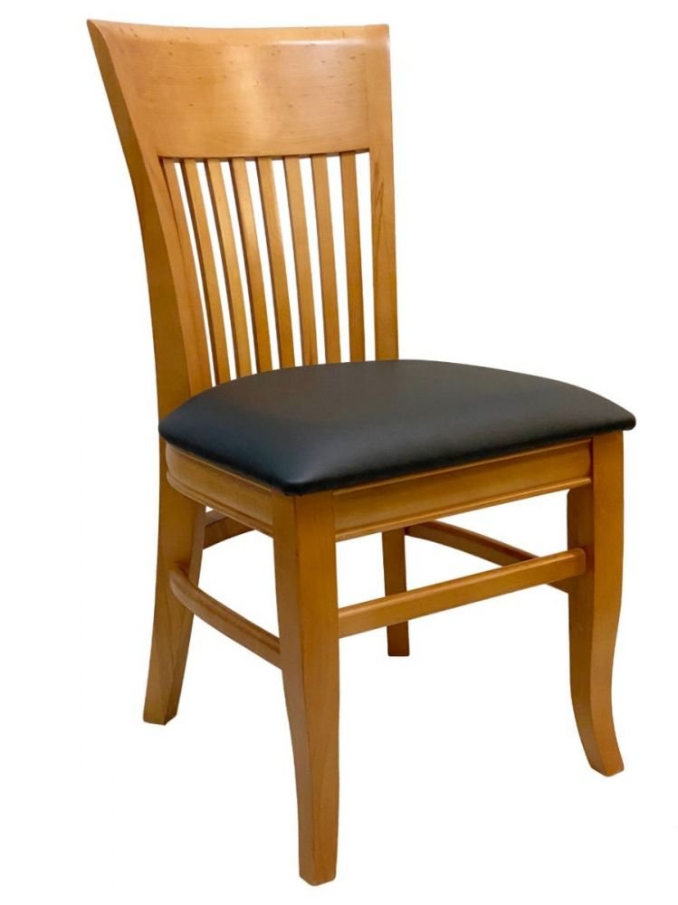 #537/ Augustine Chair/ Oak