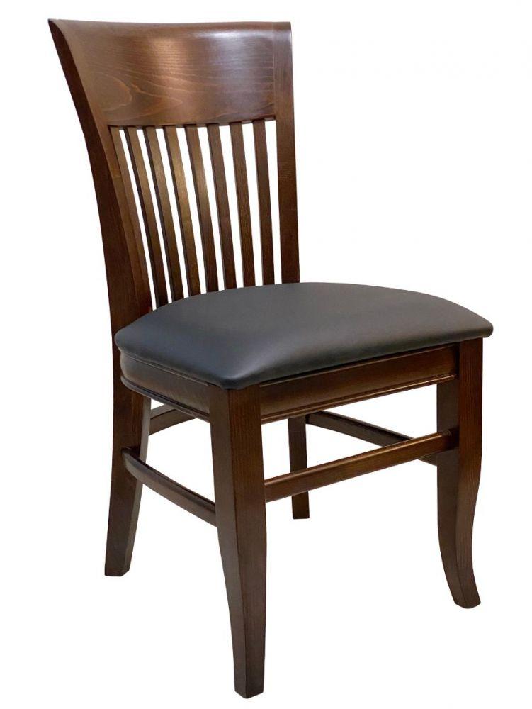 #537/ Augustine Chair Walnut