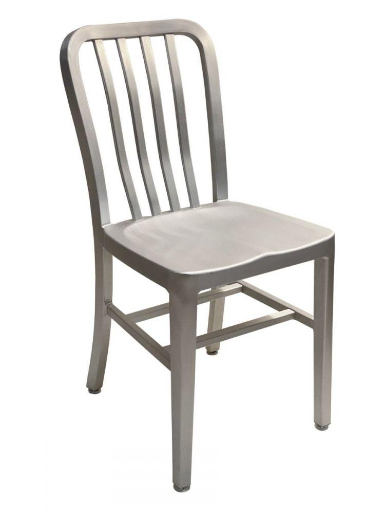 #801/ Vertical Slats Chair