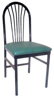 #88S/ Fan Back Chair