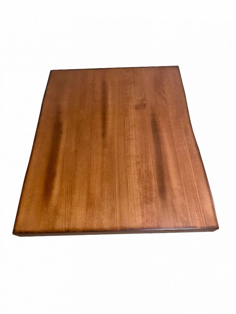 SBT/AW3030/ Solid Beechwood Antique Wash Table Top 30in X 30in Rectangle