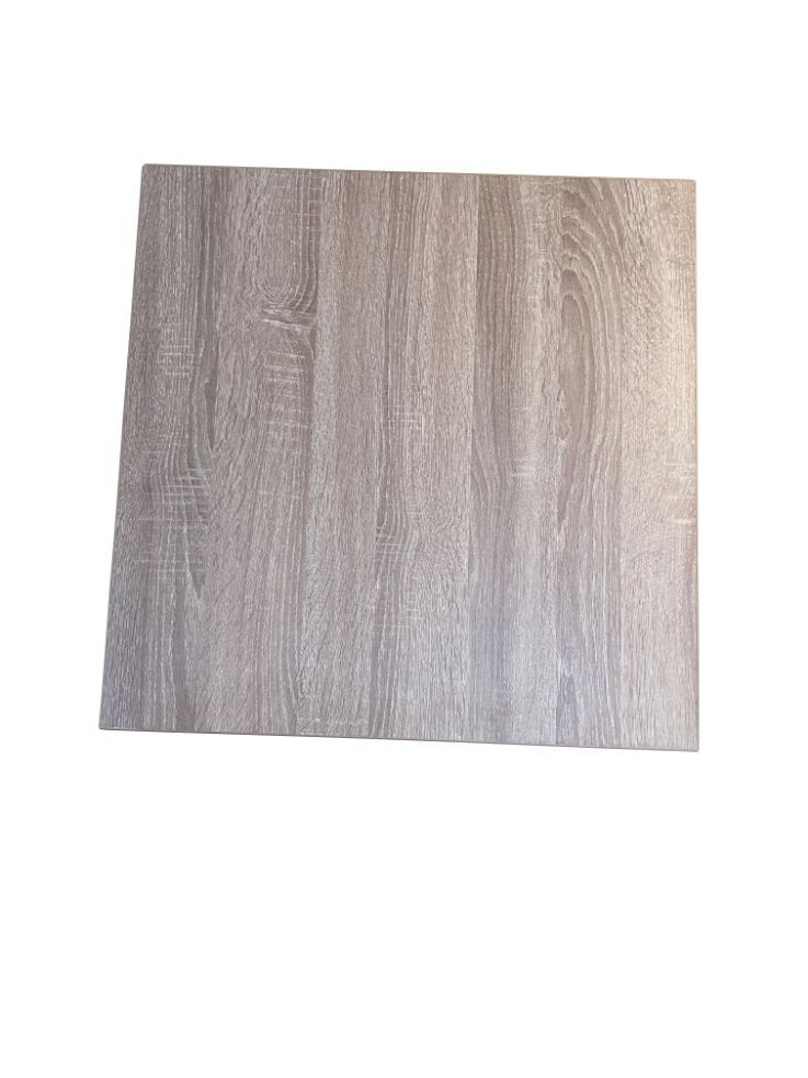 BWT3636/ Beige Wash Laminated Table Top 36in X 36in Square