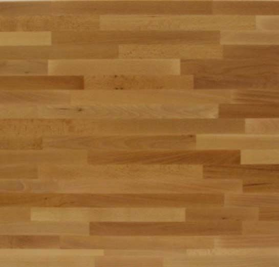 MBBT3030/ Maple Butcher Block Table Top 30in X 30in Square