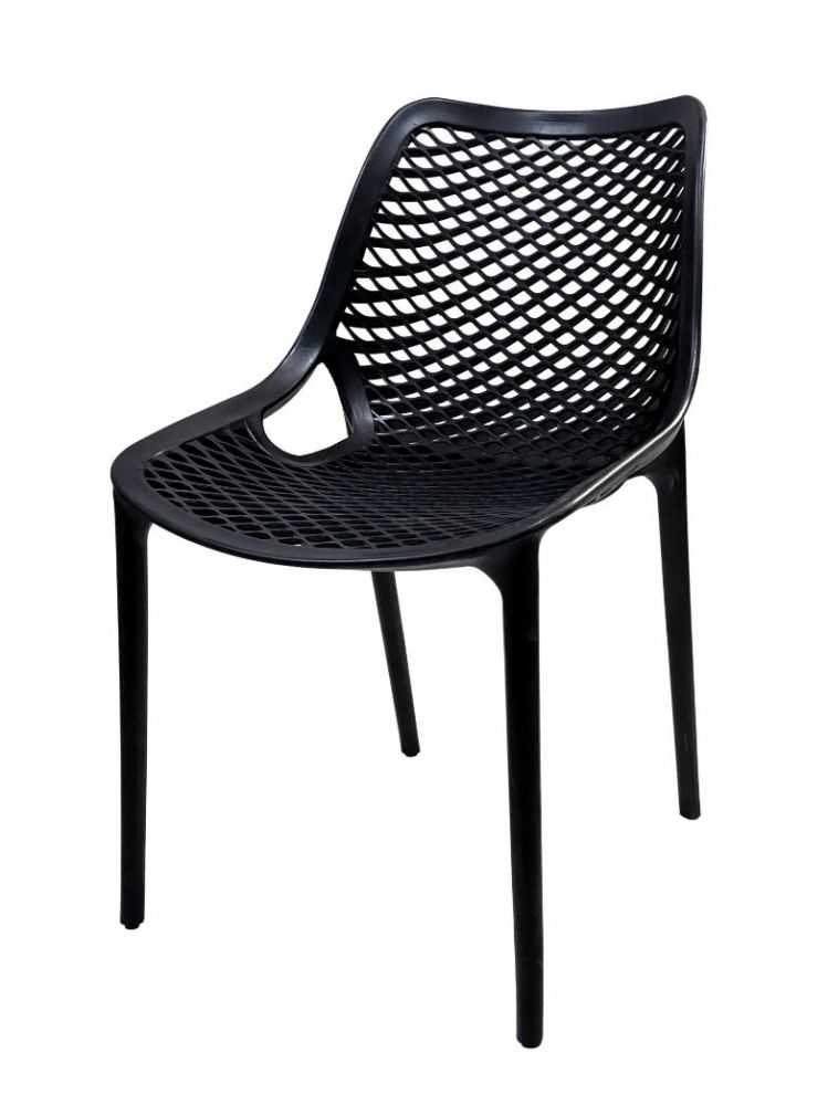 SPRIG/BLK Polycarbon Fiberglass Chair