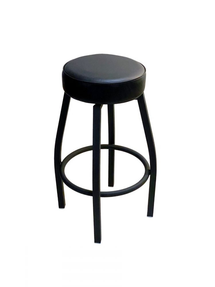#SRB-316/ Single Ring #316 Swivel Bar Stool