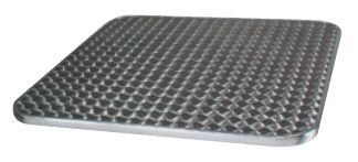 TTSS2424/ Stainless Steel Table Top 24in X 24in Square