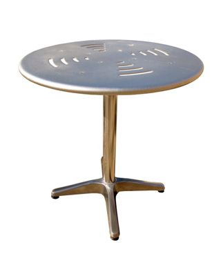 TTS2705R/ Sand Blast Table Top 27.5in Round